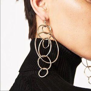 Jewelry - GEOMETRIC HOOPS